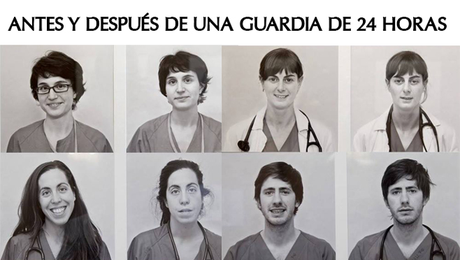 guardias medicas