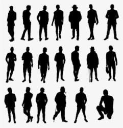 Silhouette Png Image People Silhouette Transparent PNG 2345x2425 Free Download on NicePNG