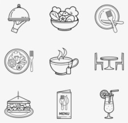 Restaurant Icon PNG & Download Transparent Restaurant Icon PNG Images for Free NicePNG
