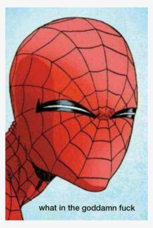 1080x1080 Memes : 1080x1080, memes, 3528274, Goddamn, Spiderman, Transparent, Download, NicePNG