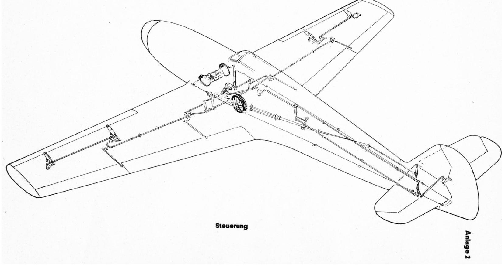Bf 109 Leading Edge Slats