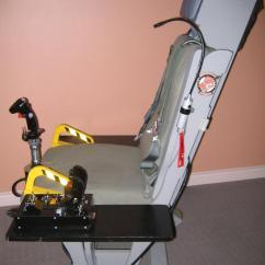 Flight Simulator Chair 360 Best Adirondack Chairs Tm Warthog Glider Rocker Sim Seat Mod Simhq Forums