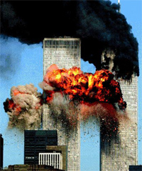 the world trade centre attack