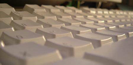 keyboard  - photo by jeremy clarke