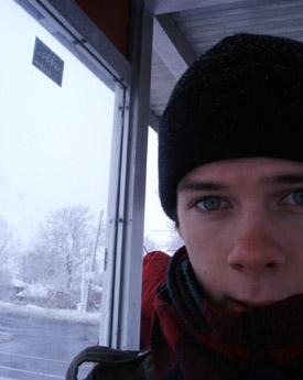 very fucking cold - photo by jeremy clarke