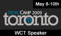 i'll be speaking at wordcamp toronto