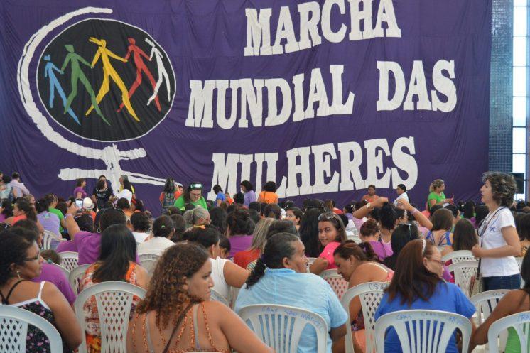 Marcha das Margaridas, demostración de unión de 100 mil campesinas en Brasil