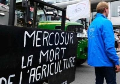 La sociedad civil europea y latinoamericana dice no al Acuerdo UE-Mercosur
