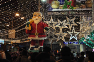 Christmas_and_bongs_in_new_market_kolkata