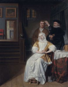 Samuel_van_Hoogstraten_-_The_Anaemic_Lady