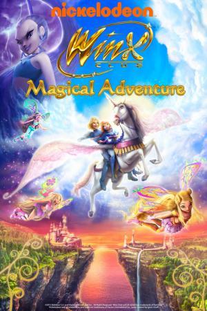 Winx Club 3d : Aventure Magique ! : aventure, magique, Films, Comme, L'Aventure, Magique, Meilleures, Recommandations