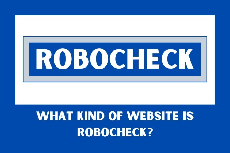 What kind of website is Robocheck
