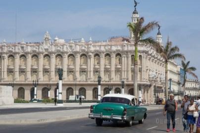 La Havane le grand théatre