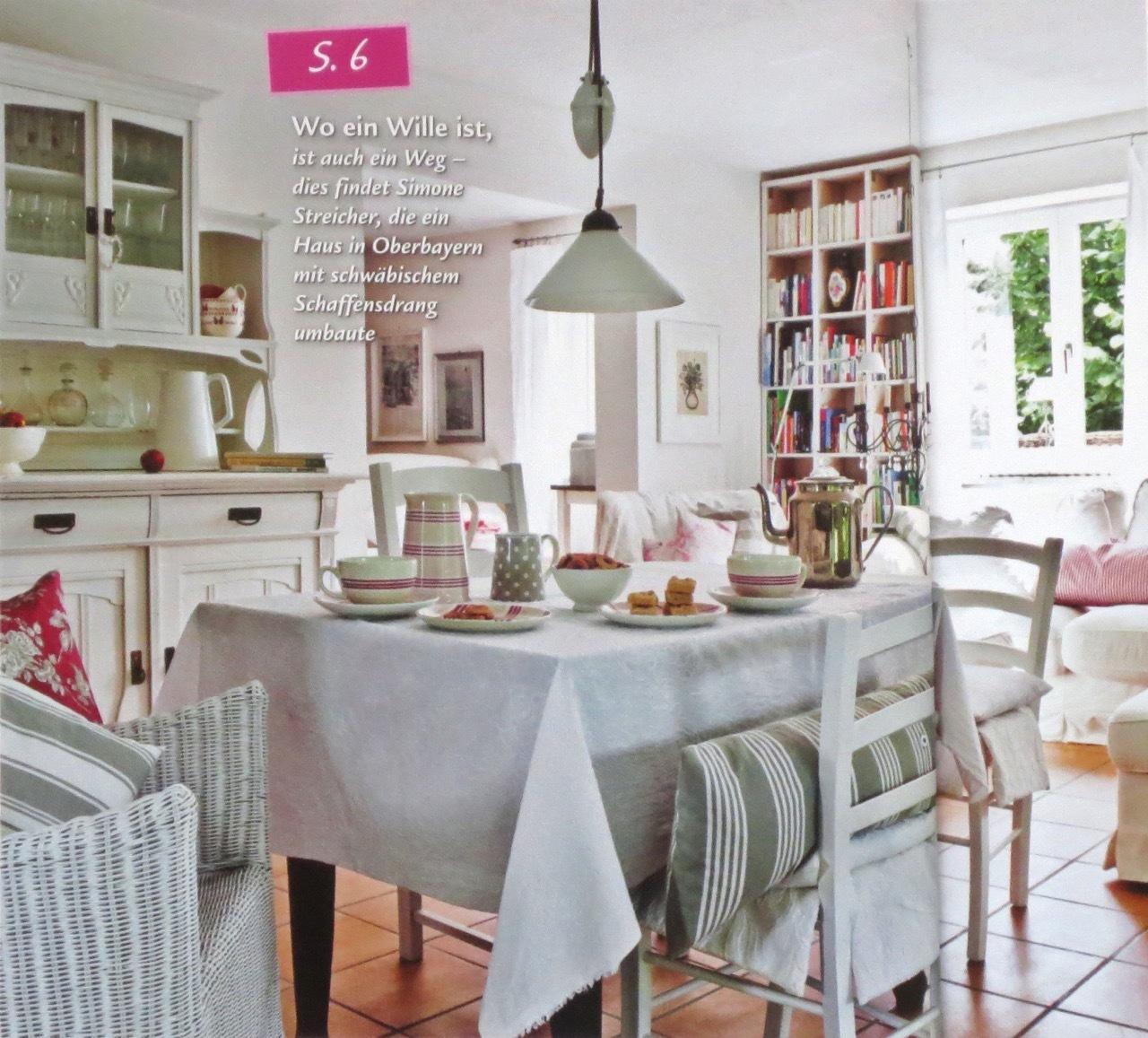 Wohnen Garten Landhaus Zeitschrift The Seductive Home Tolle Häuser