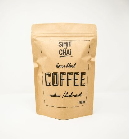 House Blend Coffee Package 250g