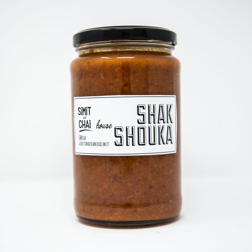 Shakshouka Mix Jar 750g