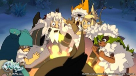 Wakfu tv series - S01E18 - The Brotherhood of the Tofu