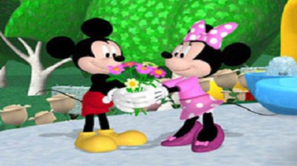 Mickey Mouse Clubhouse Fancy Dancin Goofy