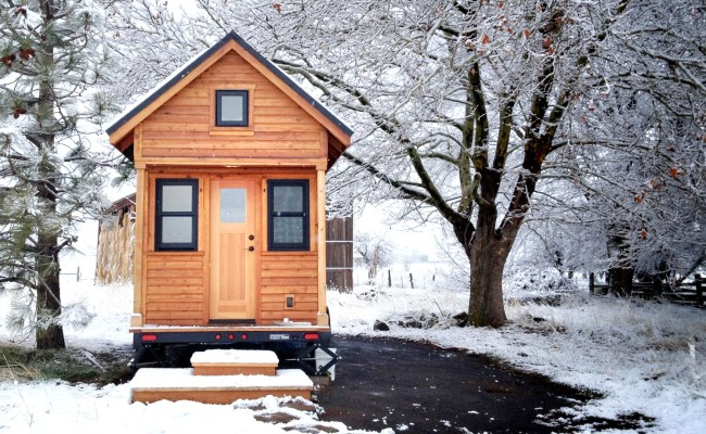 Tiny House Big Living Tv Series 2014 Now