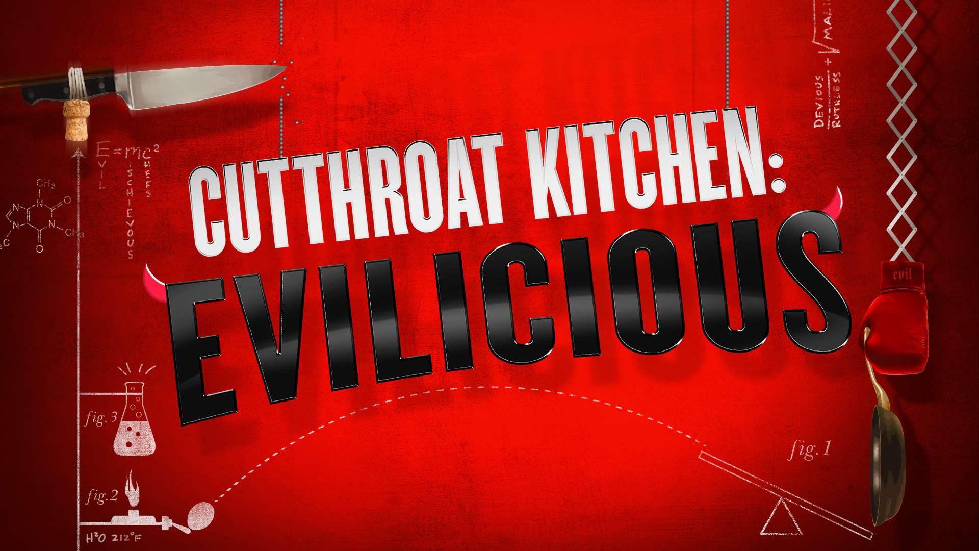 Cutthroat Kitchen episodes