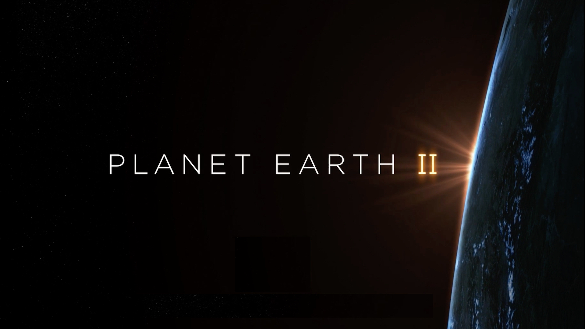 Planet Earth Ii Tv Series
