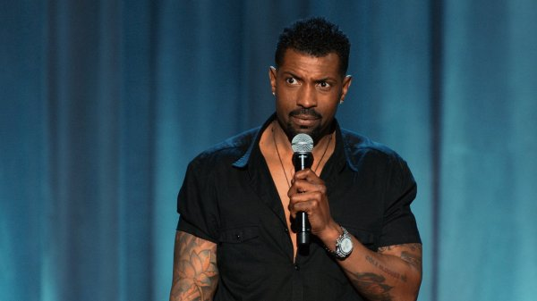 Deon Cole Cole-blooded Seminar 2016