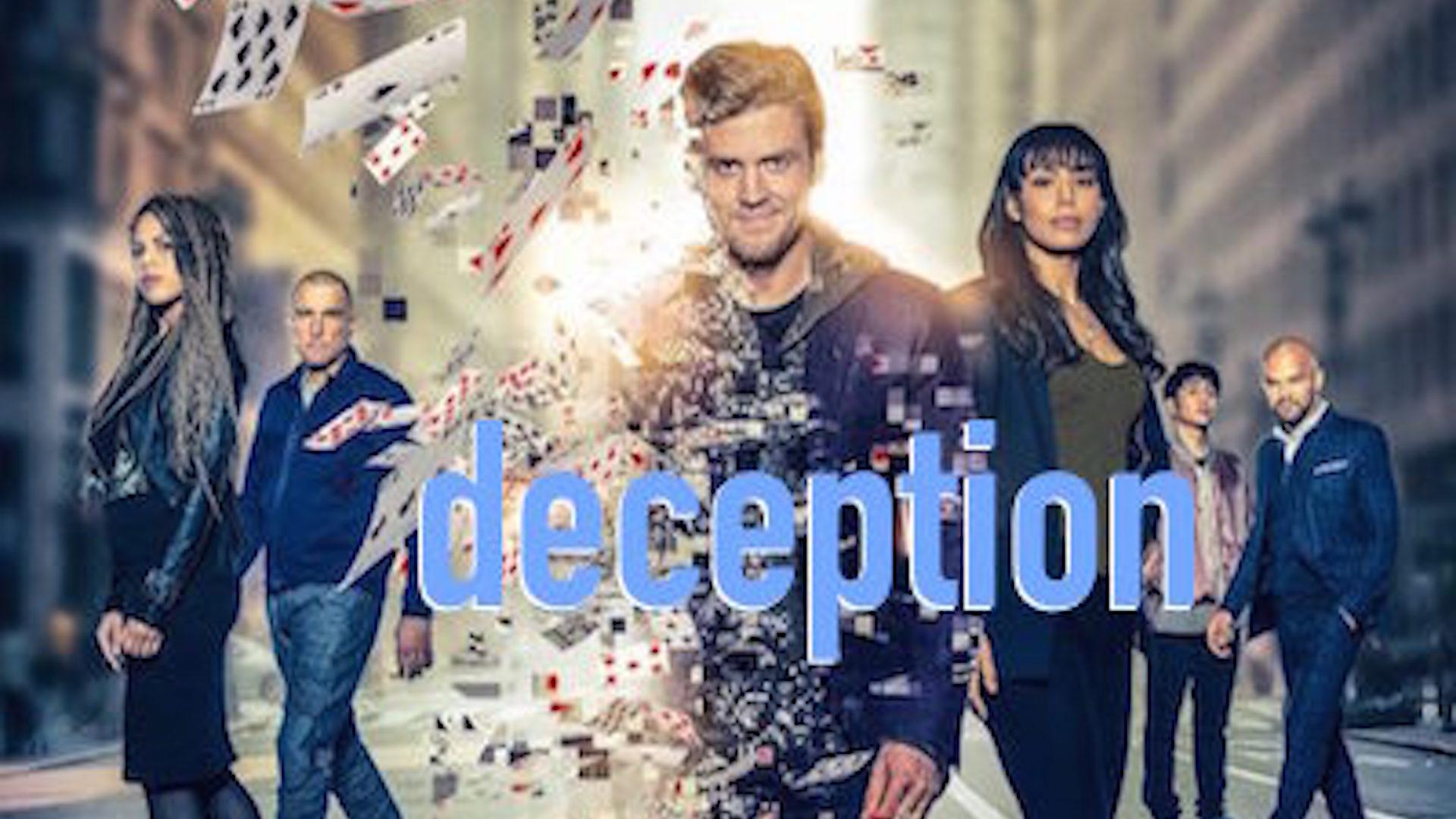 Deception (TV Series 2018)