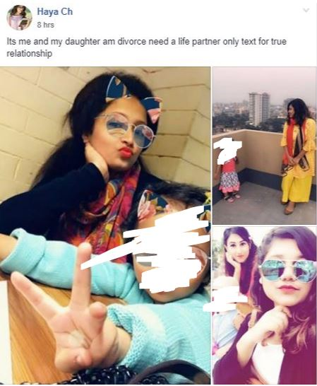 single Mom Haya