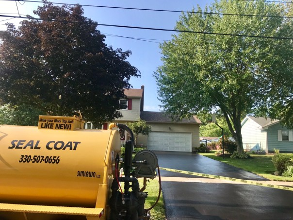 Driveway Sealing Youngstown Ohio