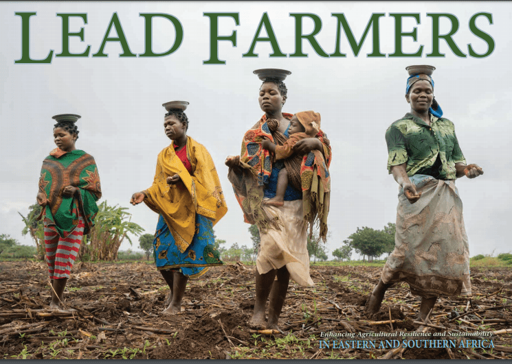 BOOK LAUNCH :   Lead Farmers in eastern and southern Africa