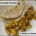 Patta Gobhi (Cabbage) Sabzi