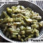 Turai / Turiya / Peerey Bhaji