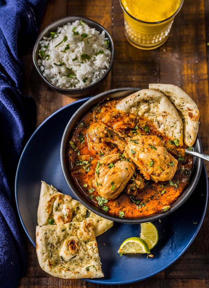 Authentic Instant Pot Indian Chicken Curry Recipe (Murgh ...