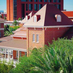 Old Main at the University of Arizona.