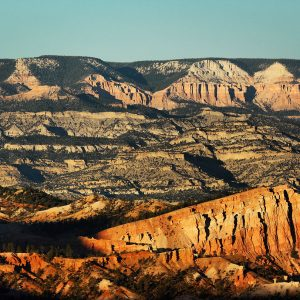 The long view from Bryce Canyon National Park.