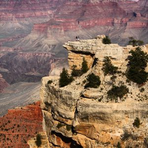 Not a bad view from any overlook at the Grand Canyon.