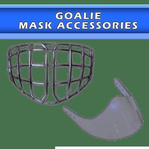 Goalie Mask Accessories
