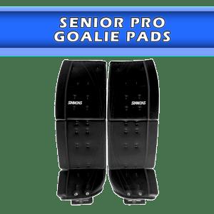 Senior Pro Goalie Pads