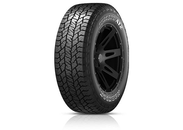 What's new? Hankook All Terrain Dynapro AT2 Tire