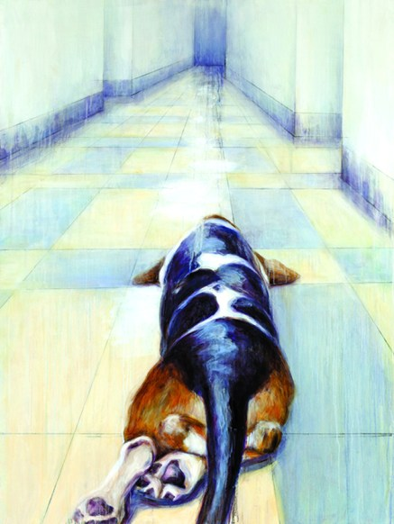 Beau (Tile Floor). Source: Trustman Art Gallery website
