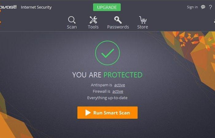 Download for Free Avast Internet Security 17.8.2318