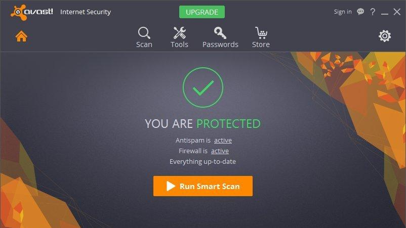 how to clear all avast files from computer