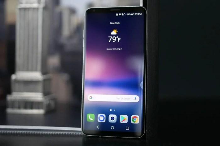 Sprint debuts the LG V30+, offering upgraded internal storage