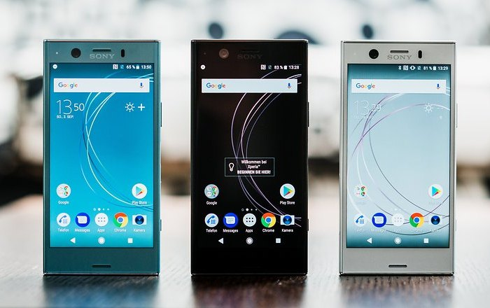 Sony Xperia XZ1 Compact with a 3D scanner, 4.6-inch Display & Android Oreo