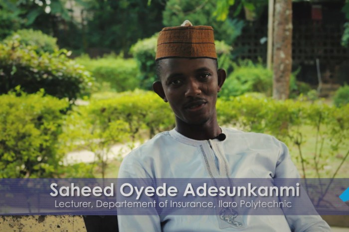 An Interview with Saheed Oyede On Social Media In Insurance Marketing Today