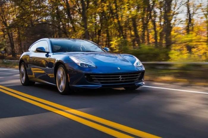 2018 Ferrari GTC4Lusso T - Price, Engine, Full Technical Specifications