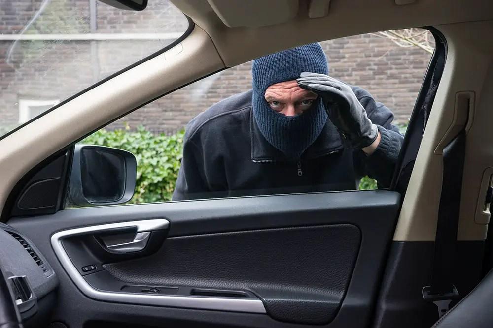 Your Car Is STOLEN