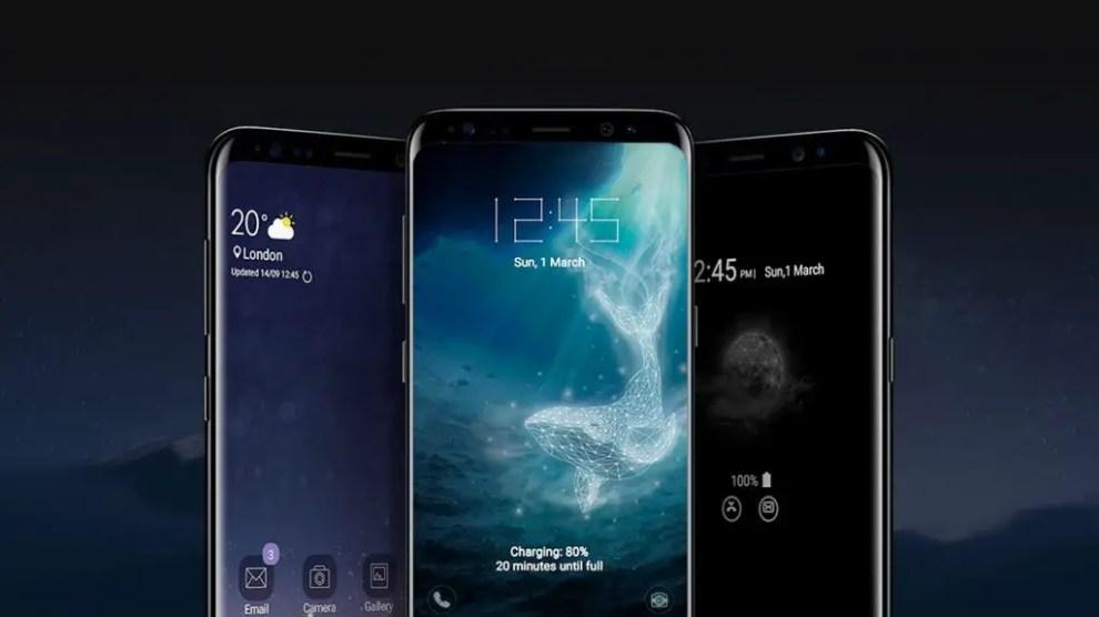 Samsung Galaxy S9 Color