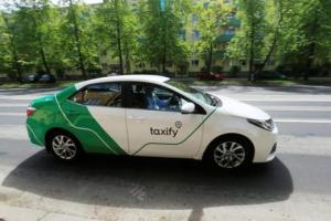 Taxify Launches