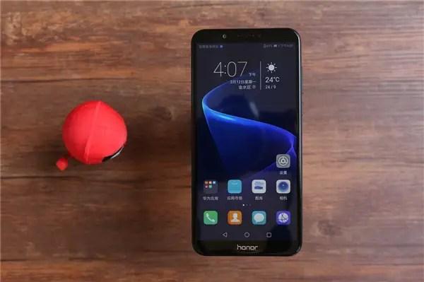 Huawei Honor 7C With Face Unlock, 18:9 Display, Smart Selfie Shooter & Fingerprint Sensor
